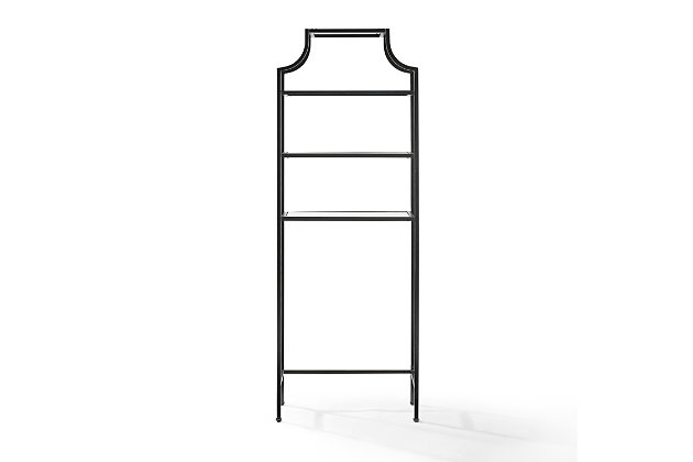 Crosley Aimee Space Saver, Oil Rubbed Bronze, large
