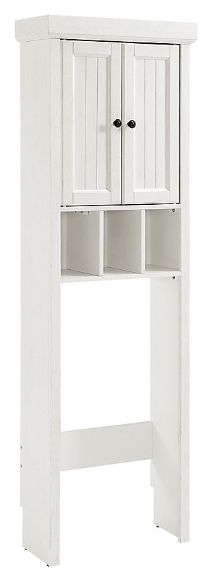 Crosley Seaside Space Saver Cabinet, , large