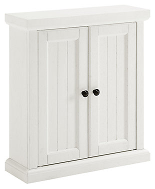 Crosley Seaside Wall Cabinet, , large