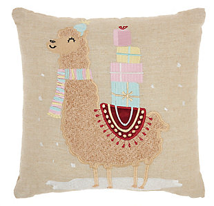 Christmas Mina Victory Holiday Pillow, , large