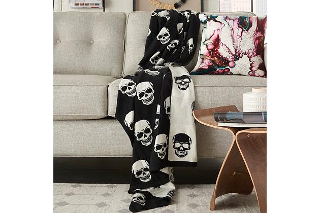 "Halloween Mina Victory Trendy 50"" x 60"" Blanket, , large"