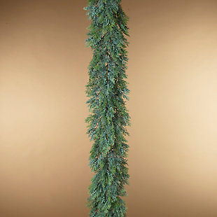 Christmas 6ft. Long Cedar And Berry Garland, , rollover