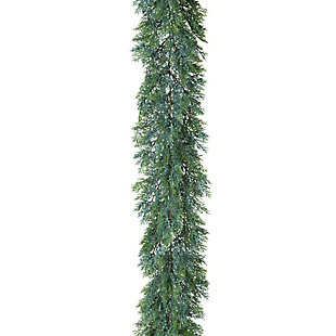 Christmas 6Ft. Long Cedar and Berry Garland, , large