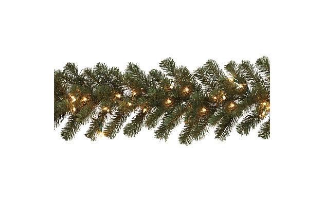 Christmas 9Ft. Long Balsam Pine Garlands (Set of 2), , large