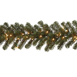 Christmas 9Ft. Long Balsam Pine Garlands (Set of 2), , large