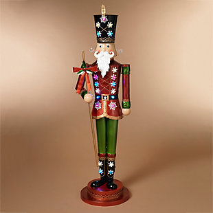 Christmas Metal Toy Solidier Indoor/Outdoor Holiday Décor, , rollover