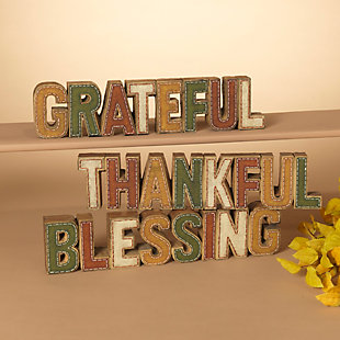 Thankful Grateful & Blessing Bundle, , large