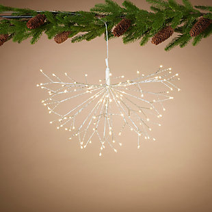 Christmas 19.68 Inch Electric Lighted Starburst with 120 LED Lights, , rollover