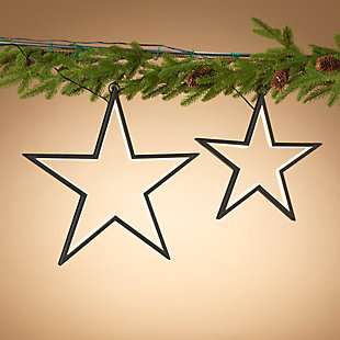 Christmas Electric LED Neon Stars (Set of 2), , rollover