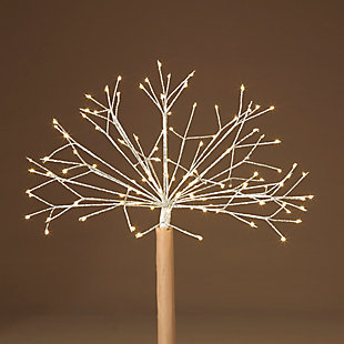 Christmas 15.75 Inch Lighted Starburst with 92 Micro LED Lights, , rollover