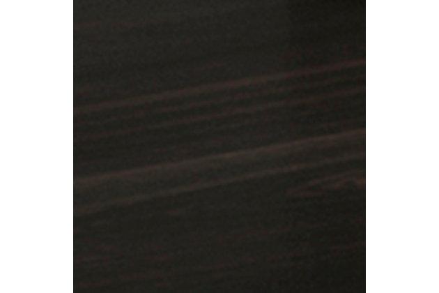 Furinno Turn-S-Tube 3-Tier Shoe Rack, Espresso/Black, large