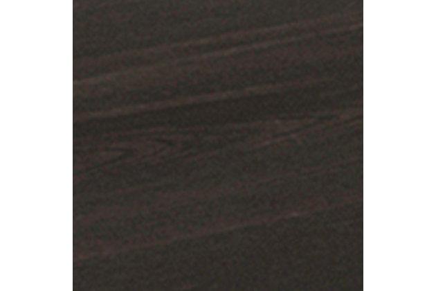 Furinno Turn-S-Tube 4-Tier Shoe Rack, Espresso/Black, large