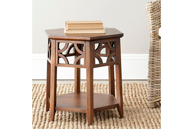 Safavieh Connor End Table, , large