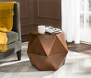 Safavieh Astrid Faceted Accent Table, , rollover