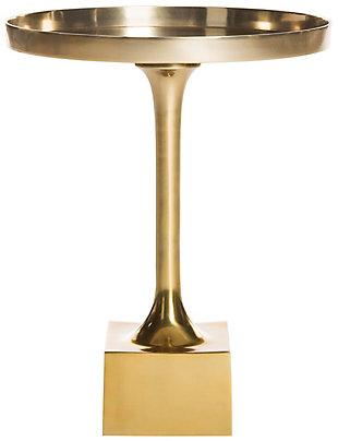 Safavieh Corvus Round Accent Table, , large