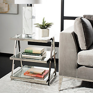 Safavieh Sterling 3-Tier End Table, , rollover