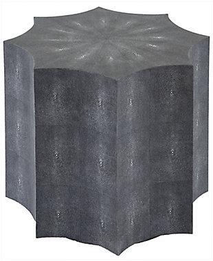 Safavieh Napa End Table, Black, rollover