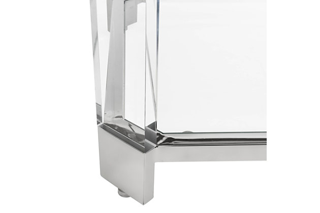 Safavieh Gianna Acrylic End Table, , large