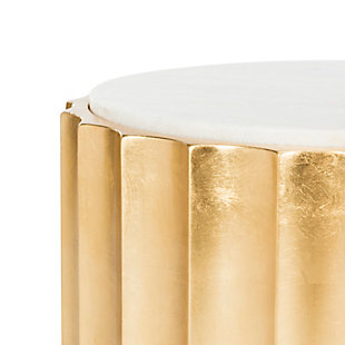 Safavieh Elodie Gold Accent Table, , large