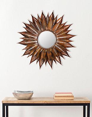 Safavieh Sun Flower Mirror, , rollover