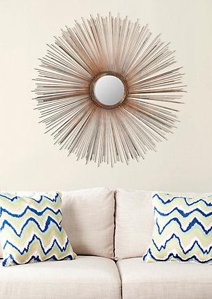 Safavieh Sun Burst Mirror, , rollover