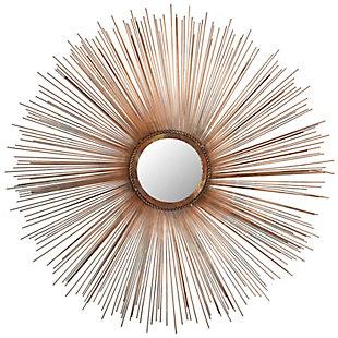 Safavieh Sun Burst Mirror, , large