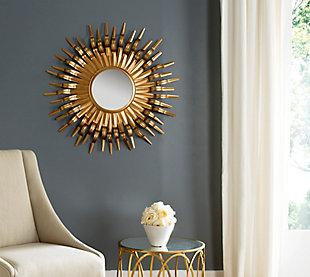 Safavieh Sun Mirror, , rollover