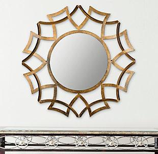 Safavieh Sunburst Mirror, , rollover