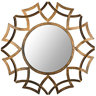 Safavieh Sunburst Mirror, , large