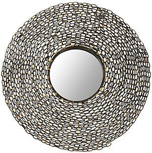 Safavieh Round Mirror, , large