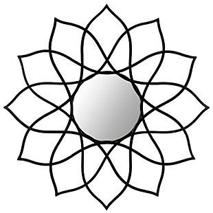 Safavieh Flower Mirror, , large