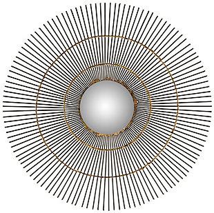 Safavieh Orbit The Sun Mirror, , large