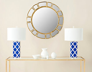 Safavieh Deco Sunburst Mirror, , rollover
