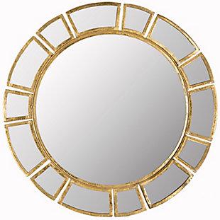 Safavieh Deco Sunburst Mirror, , large