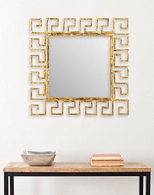 Safavieh Calliope Greek Key Mirror, , rollover