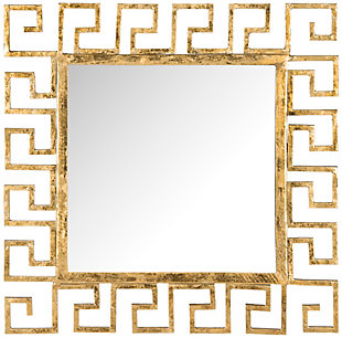 Safavieh Calliope Greek Key Mirror, , large