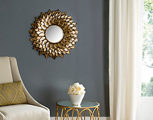 Safavieh Provence Sunburst Mirror, , rollover