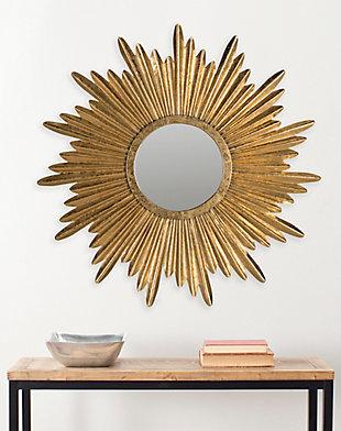 Safavieh Josephine Sunburst Mirror, , rollover