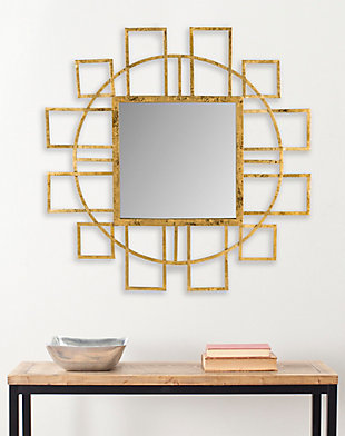 Safavieh Matrix Mirror, , rollover