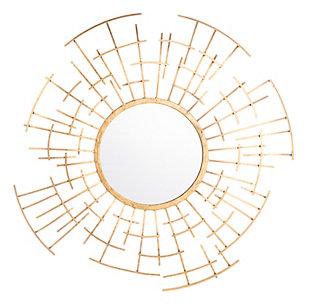 Safavieh Barnes Mirror, , large