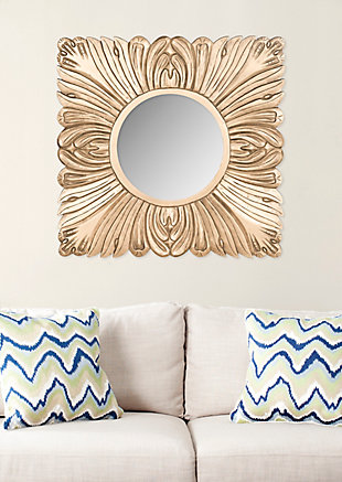 Safavieh Acanthus Mirror, , rollover