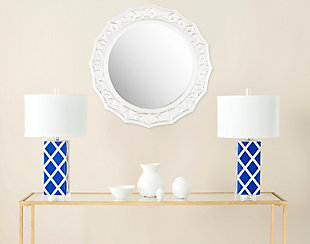 Safavieh Gossamer Lace Mirror, , rollover