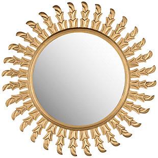 Safavieh Inca Sun Mirror, , large