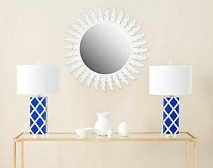Safavieh Inca Sun Mirror, , rollover