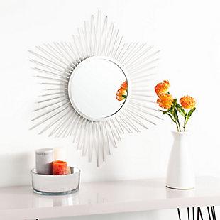 Safavieh River Sunburst Mirror, , rollover