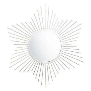 Safavieh River Sunburst Mirror, , large