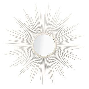 Safavieh Alves Sunburst Mirror, , large