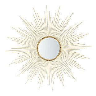Safavieh Lorien Sunburst Mirror, , large