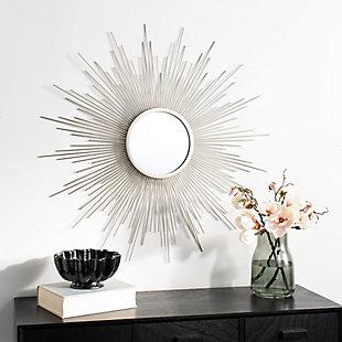 Safavieh Madilyn Sunburst Mirror, , rollover