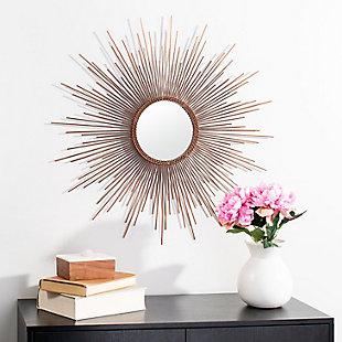 Safavieh Genevieve Sunburst Mirror, , rollover